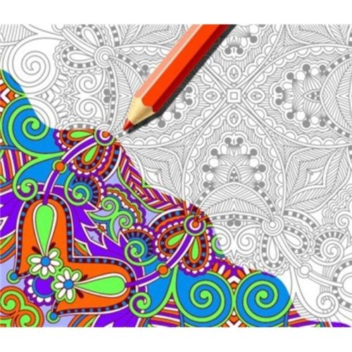 Coloring Isnt Just For Kids Books Adults Have Recently Surged In Popularity But Its Not A New Fad Gives You An Easy Way To Become